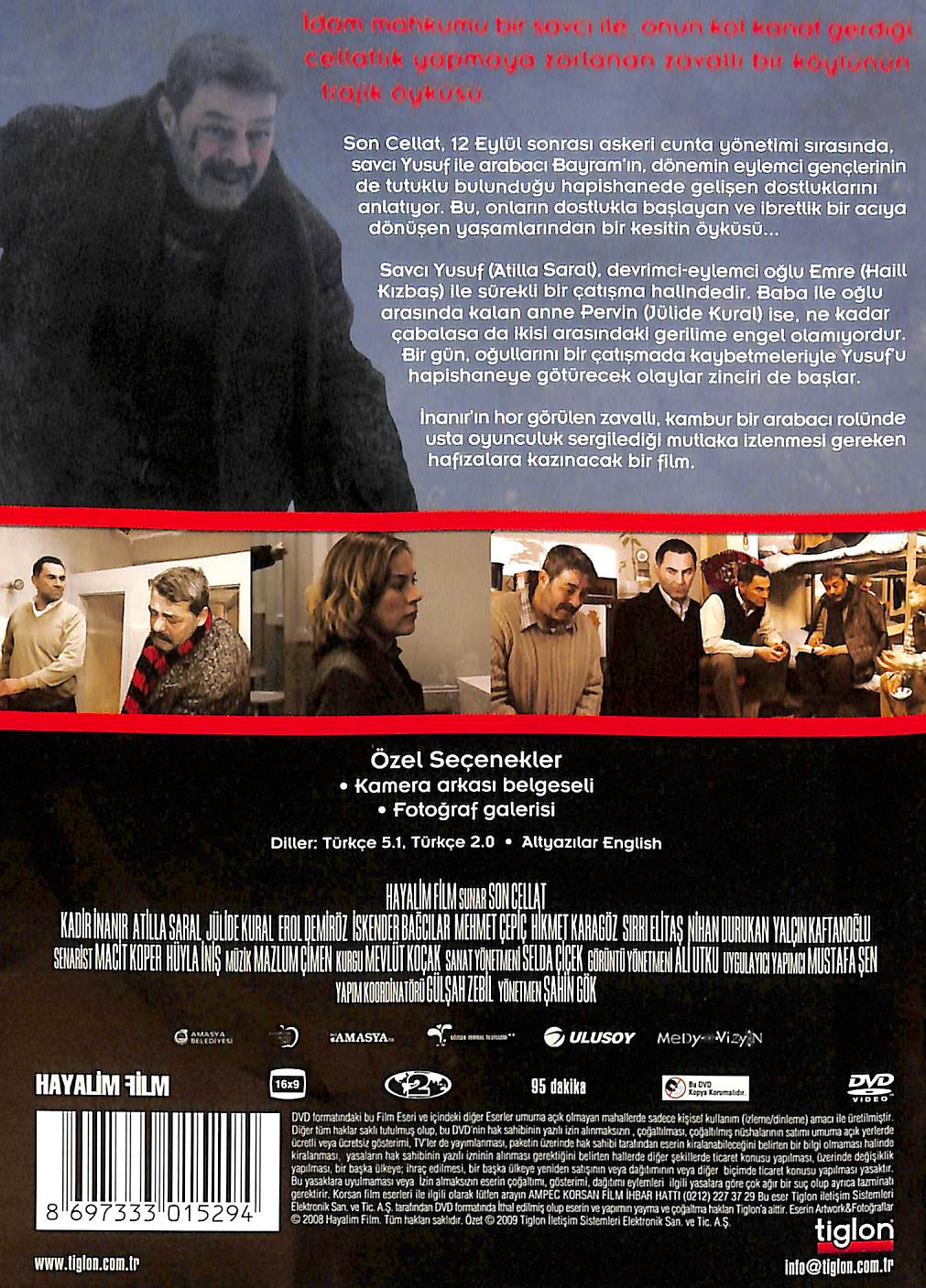 Film Locusts: aktörler ve rolleri